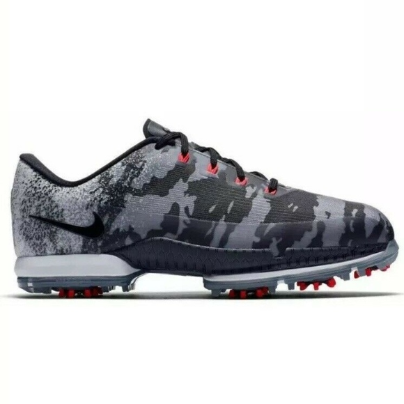 Nike Other - Nike Air Zoom Attack Camo Anthracite Golf Shoes 9
